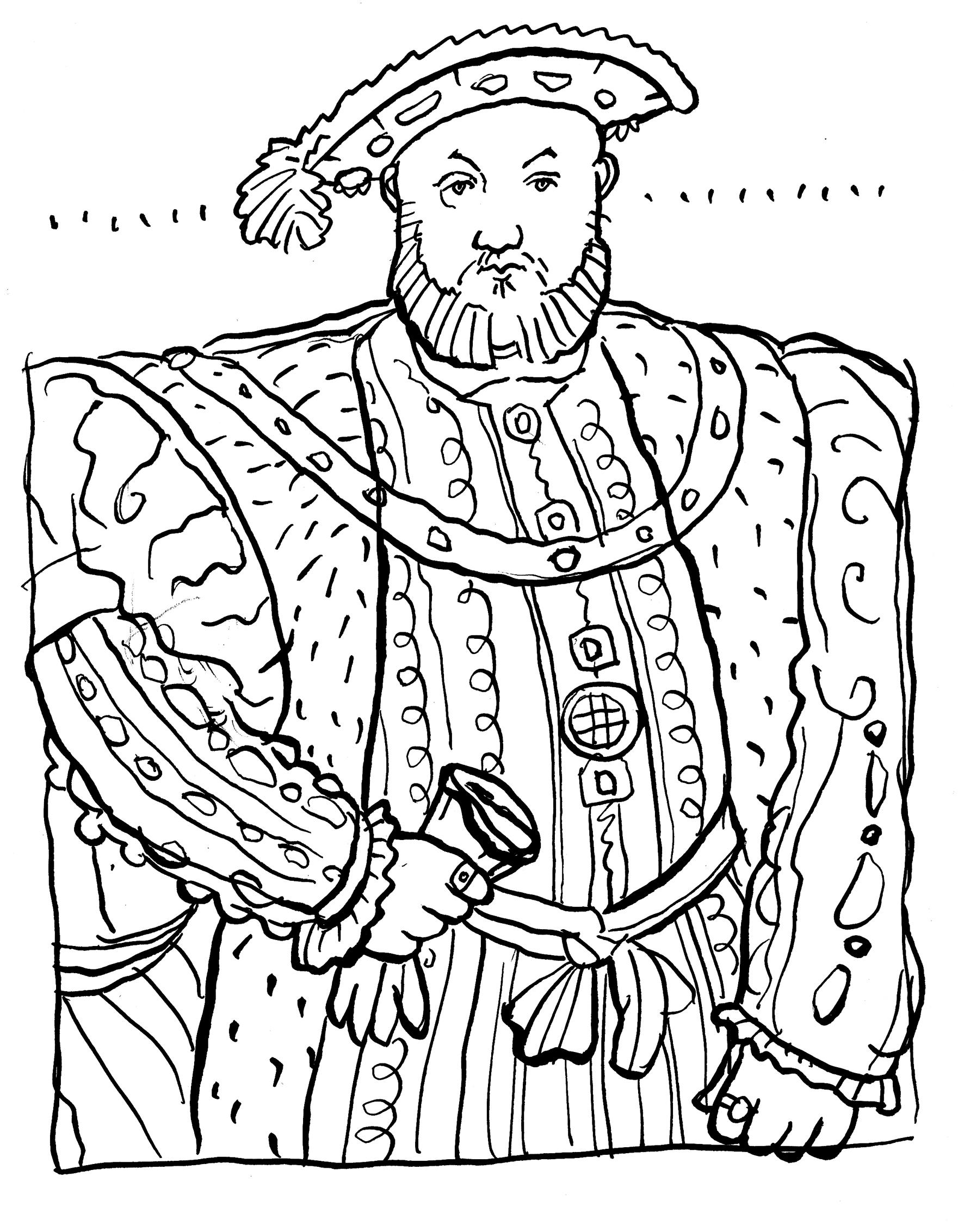 Henry VIII Book Information
