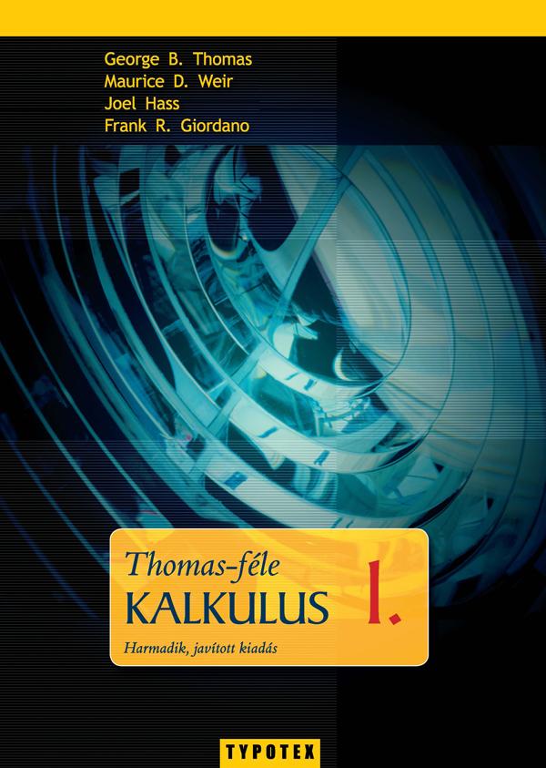 Thomas-féle kalkulus 1.