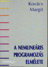 A nemlineáris programozás elmélete