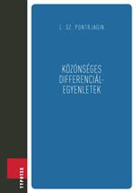 Közönséges differenciálegyenletek