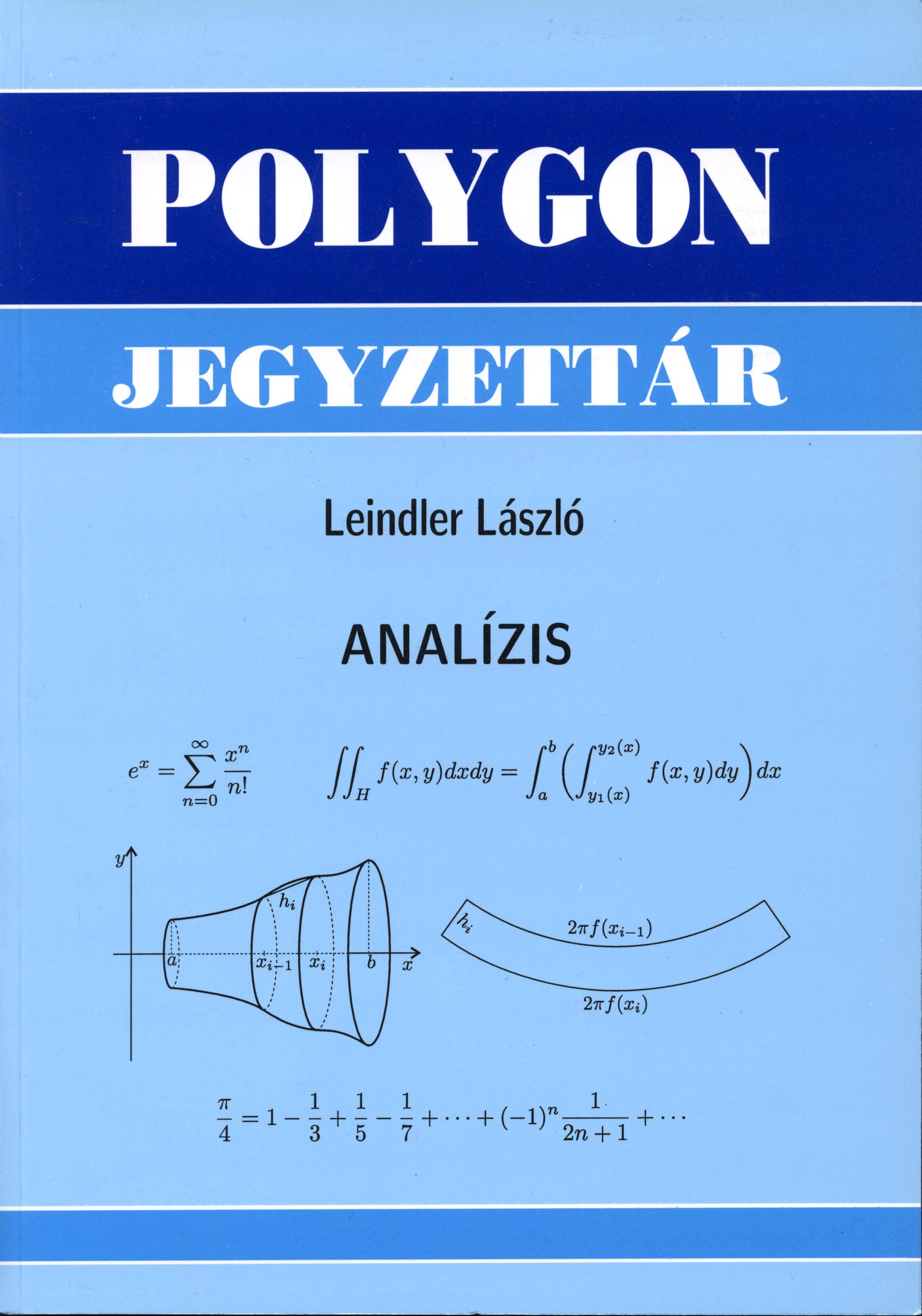 Analízis - Polygon jegyzet