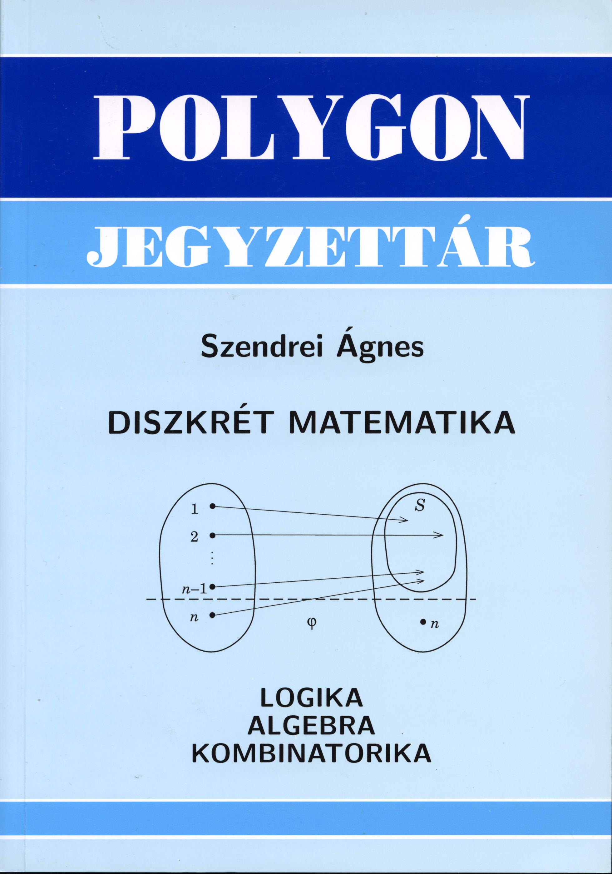 Diszkrét matematika - Polygon jegyzet