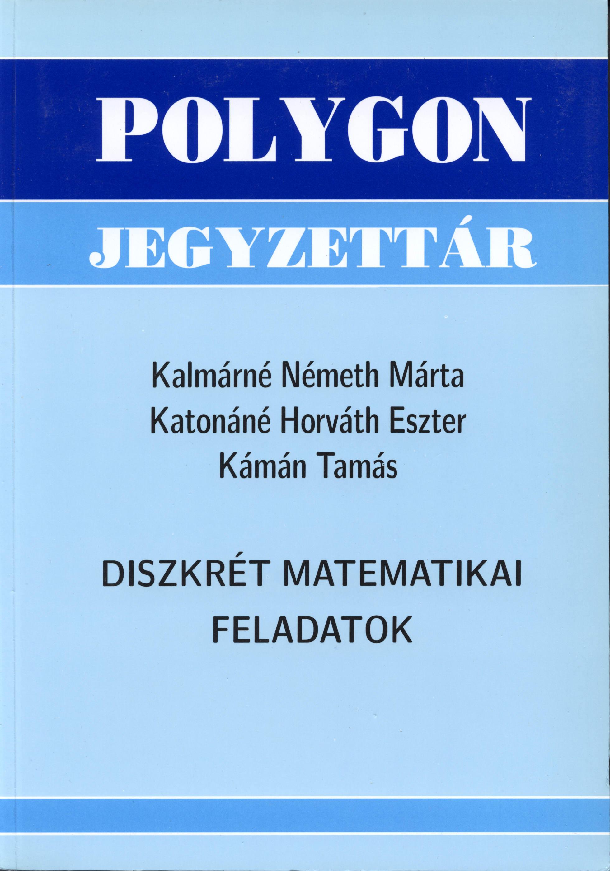 Diszkrét matematikai feladatok - Polygon jegyzet