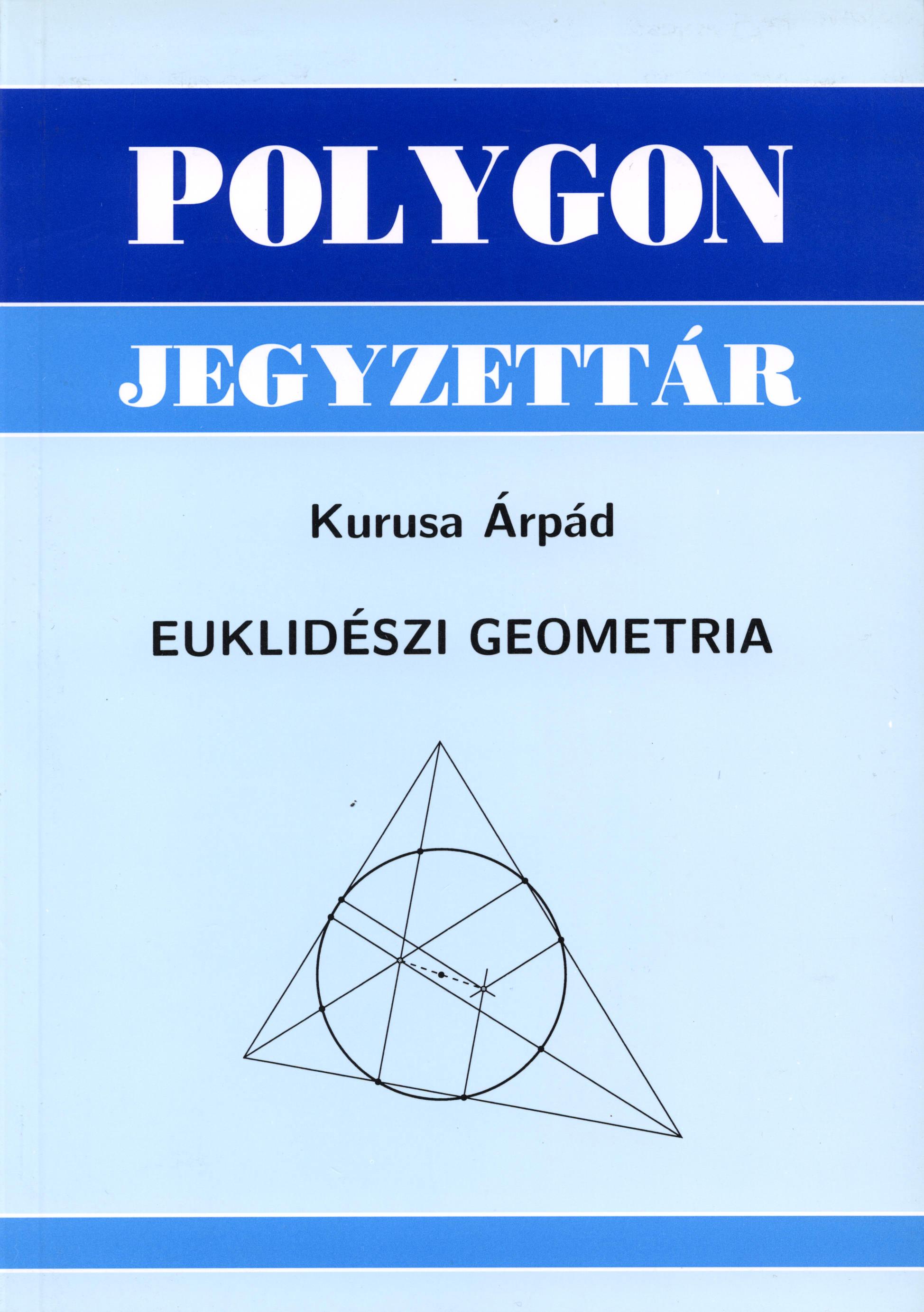 Euklidészi geometria - Polygon jegyzet