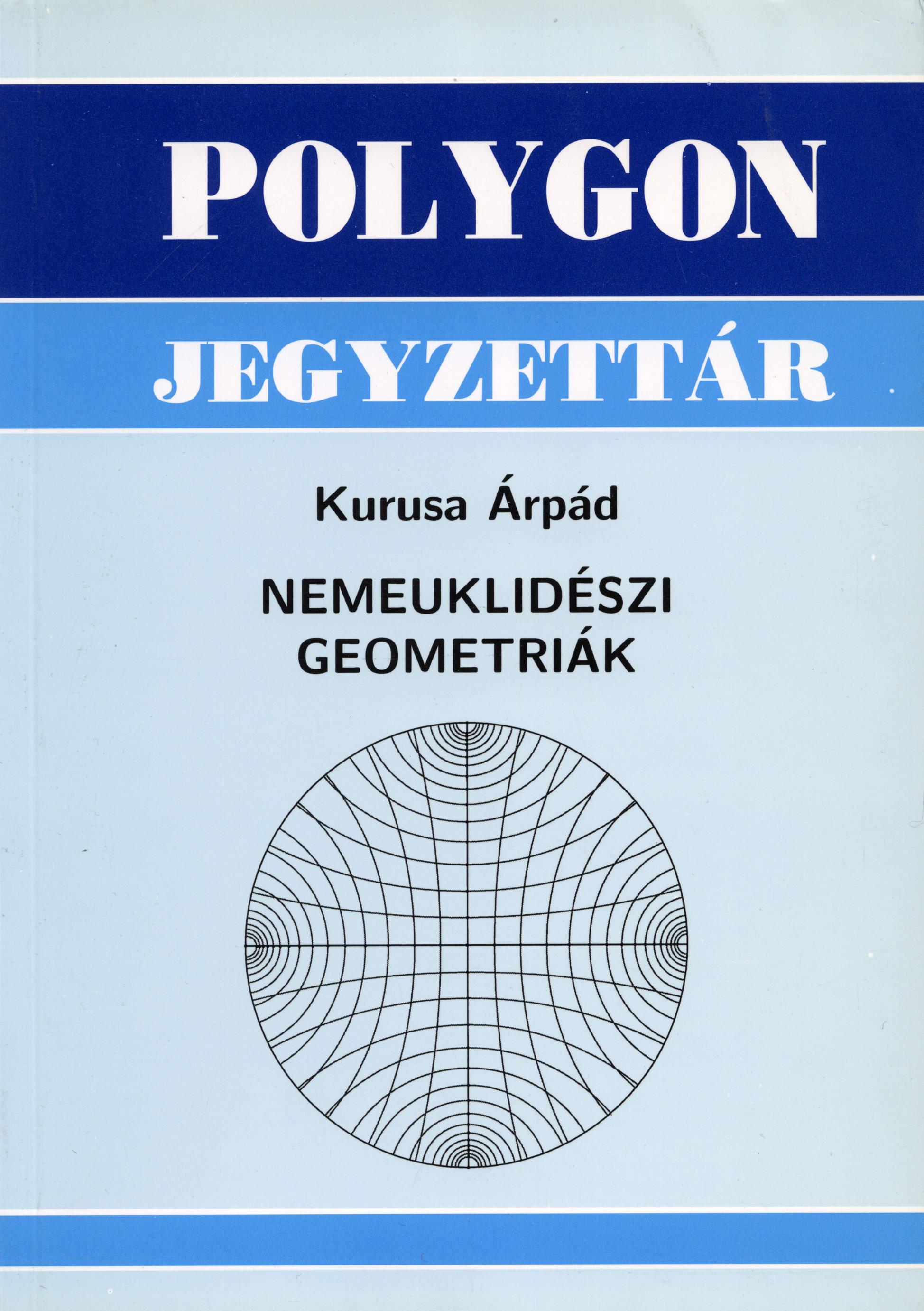 Nemeuklidészi geometriák - Polygon jegyzet