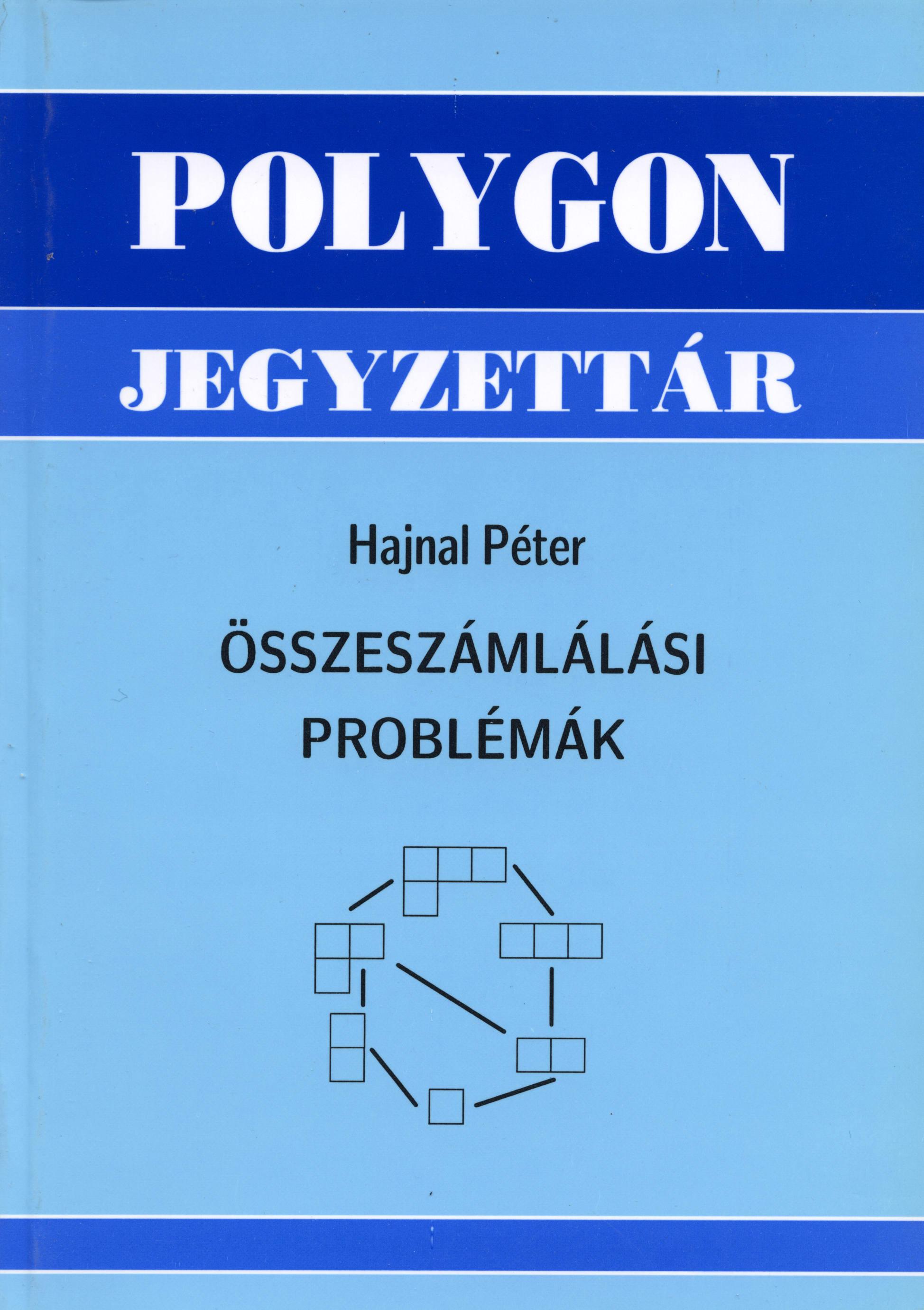 Összeszámlálási problémák - Polygon jegyzet