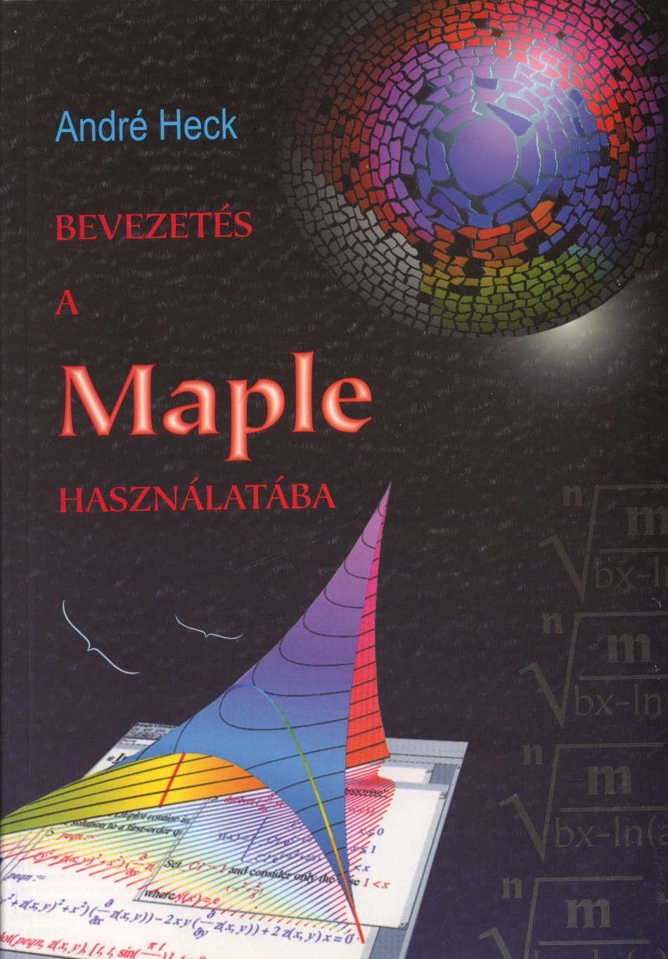Bevezetés a Maple használatába - JGYFK