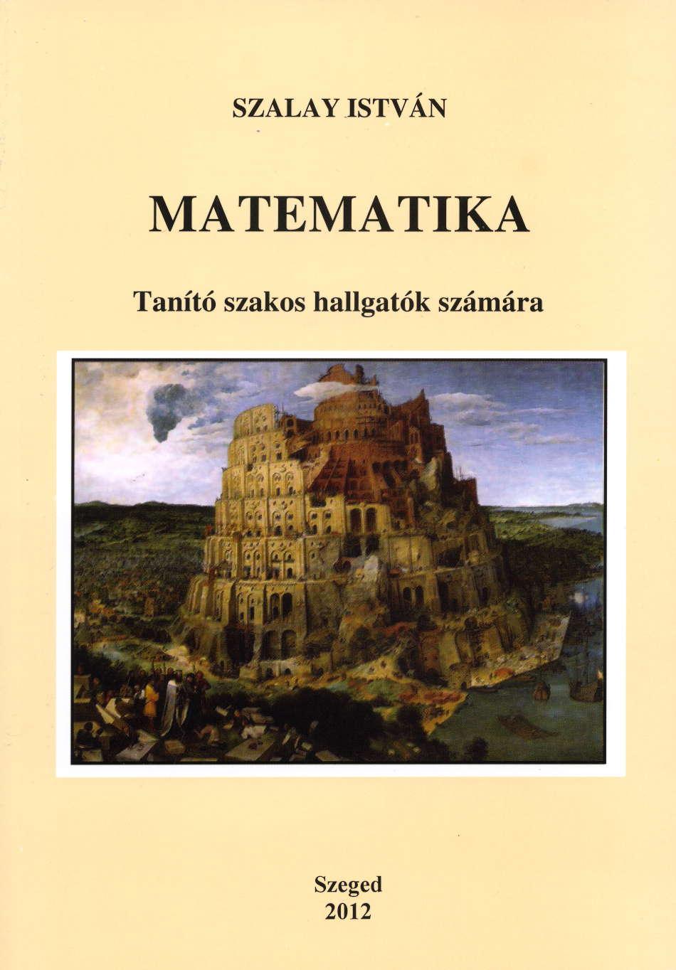 Matematika - JGYFK