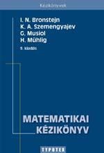 Matematikai kézikönyv