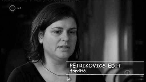 Petrikovics Edit