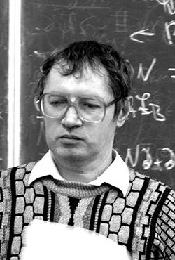 Praszolov  Viktor Vasziljevics
