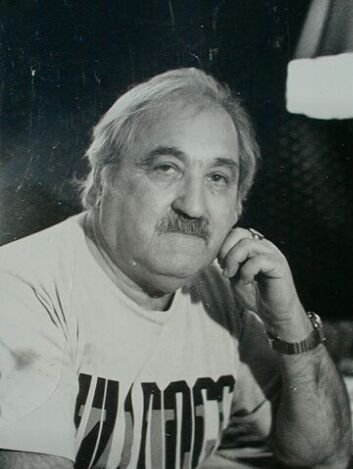 Genrih Veniaminovič Sapgir